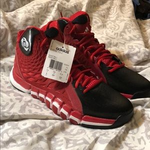 Never Worn, With Tags, Adidas D Rose Bball Shoes